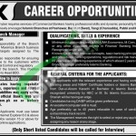 Khyber Bank jobs