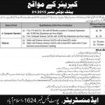 Jobs in Public Sector Organization Islamabad