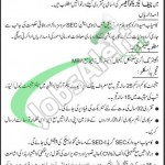 State Engineering Corporation Islamabad Jobs