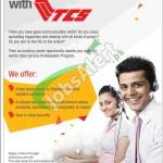 Jobs in TCS Karachi