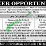 National Health Care NGO Islamabad Jobs