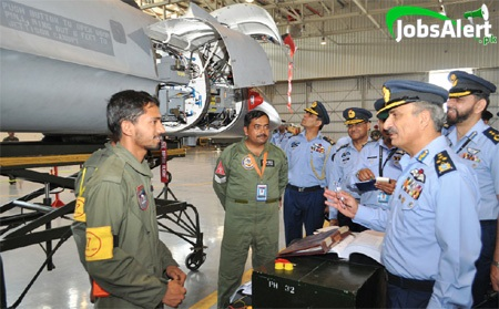 Join PAF as an Aeronautical Engineering