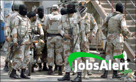 How to Join Rangers in Pakistan