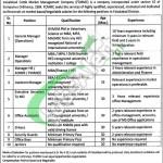Faisalabad Cattle Market Management Company Jobs