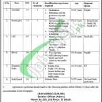 Ministry of Safron Pakistan Jobs
