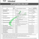 Department of Archaeology & Museums Islamabad Jobs