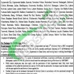 Jobs in Board of Revenue Punjab 2015