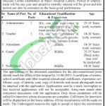 May Hospital Lahore Jobs