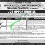 NAVTTC Jobs 2015