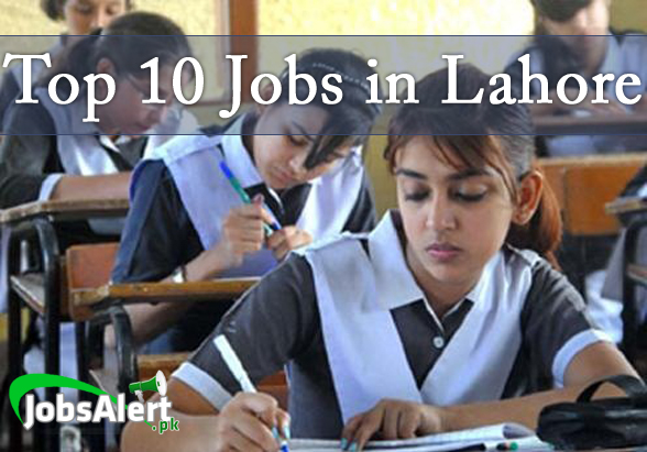 Top 10 Jobs in Lahore after Matric 10th Class 2021