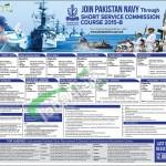 Join Pak Navy Online Registration