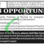 Concern Worldwide Pakistan Jobs