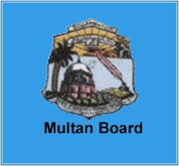 10th Class Result 2016 Multan Board