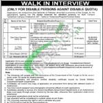 UET Taxila Jobs