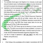 Latest Jobs in BZU Multan
