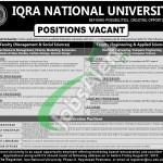 INU Peshawar Jobs