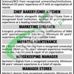 Airport Hotel Karachi Jobs