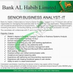Bank Al Habib Jobs in Karachi