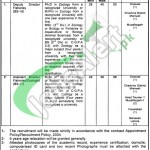 Forestry Wildlife & Fisheries Department Punjab Jobs