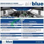 Air Blue Airline Jobs