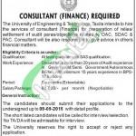 Jobs in UET Taxila
