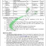 AHK NCRD Islamabad Jobs