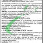 TeleTaleem Islamabad Jobs