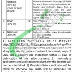 Jobs in KPK Government