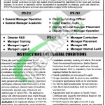TEVTA Punjab Jobs