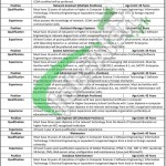Jobs in Public Sector Educational Institution Lahore