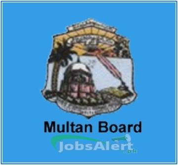 1st Year Result 2017 Multan Board