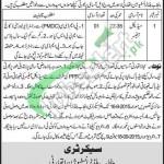 Punjab Blood Transfusion Authority Lahore Jobs