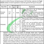 Jobs in Board of Revenue Punjab Lahore