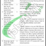 Jobs in Public Sector Organization KPK