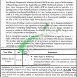 Jobs in Board of Revenue Punjab Lahore