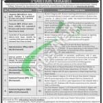 Islamia College Peshawar Jobs