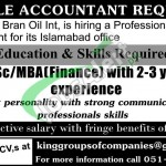 King Rice Bran Oil Pakistan Jobs