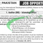 US Embassy Islamabad USAID Jobs