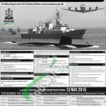 Join Pakistan Navy as PN Cadet