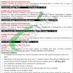 Balochistan Education Endowment Fund Jobs