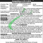 Canadian High Commission Islamabad Jobs