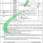 Pakistan Meteorological Department Jobs