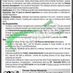 National Logistics Cell Jobs