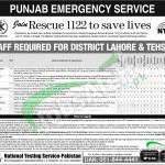 Punjab Emergency Service Rescue 1122