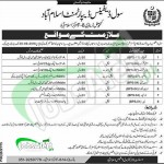 Civil Defence Department Jobs