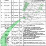 Career opportunities in Ameer-udiDin Medical College, Lahore, Pakistan