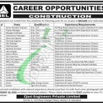 Career Opportunities in Qavee Engineers Private Limited Islamabad