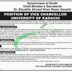 Chief Minister Secretariat Jobs