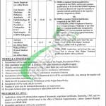 Lahore General Hospital Jobs
