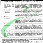 Career Opportunities in Balochistan Integrated Water Resources Management and Development Company 2016